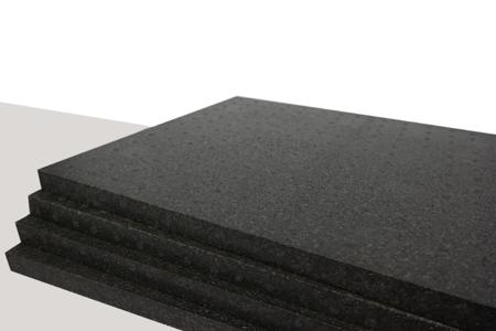 Block EPP 800x500x26 70g/l black