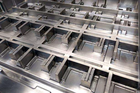 MOLDS - Design and realization - EPP/EPS & thermoforming