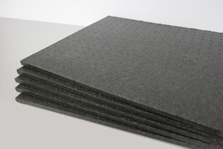 Block EPP 1000x800x80 30g/l schwarz